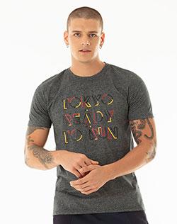2ca809c580 Imagen para Camiseta para Hombre City Masc Gris Jaspe de Gef