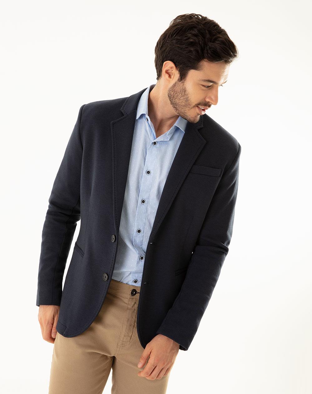 Chaqueta para Hombre Modu Azul Oscura Gef