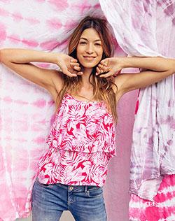 1c6654e0d Imagen para Camisa para Mujer Drije Fucsia de Gef