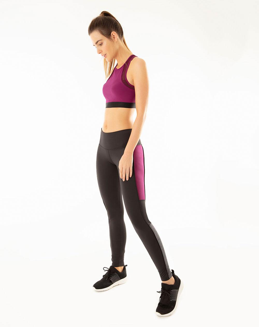 067b0018557 Imagen para Leggings para Mujer Joplu Negros de Gef
