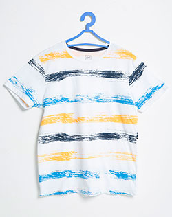 Camiseta para Niño New Pacific Kids