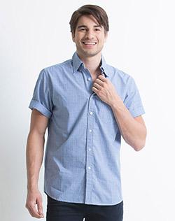 2b8f6288 Imagen para Camisa para Hombre Albert Azul Celeste de Gef