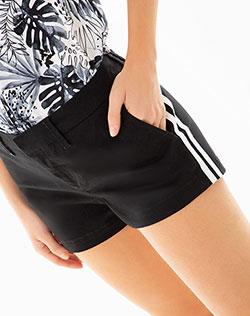 8e0bb9c51355a Imagen para Short para Mujer Tamara 2 Negro de Gef