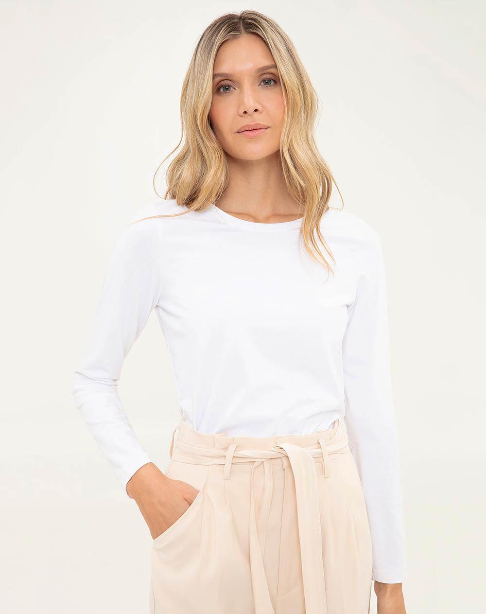 7f40175e0d6f Camiseta para Mujer Cibeles Blanca Gef