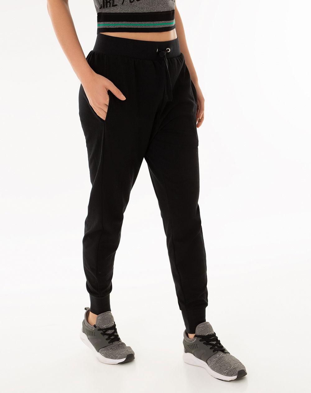 alta moda amplia selección estilo exquisito Pantalón para Mujer Quolli Pant Negro Gef
